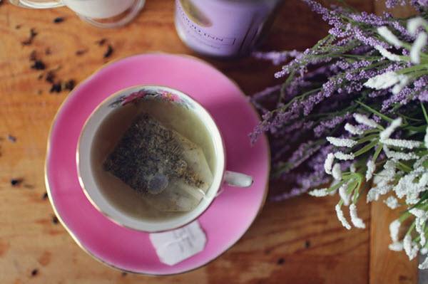 thé détente