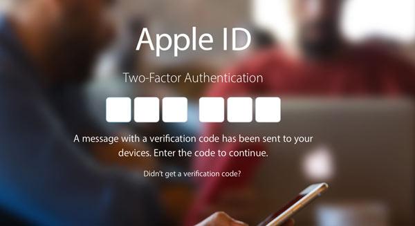 authentification à deux facteurs