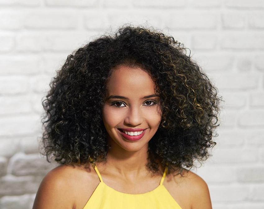 Stock modèle afro-américain d'Envato Elements