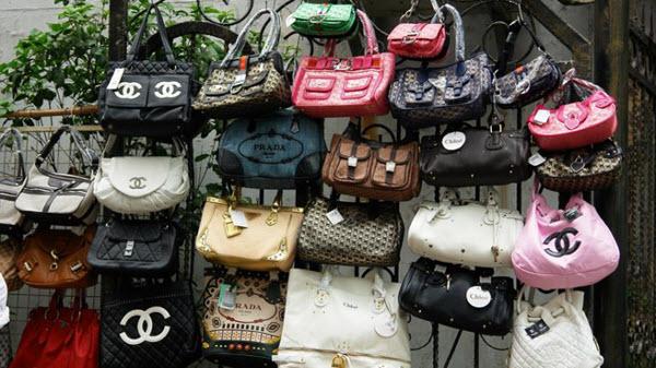 marchandises de contrefaçon