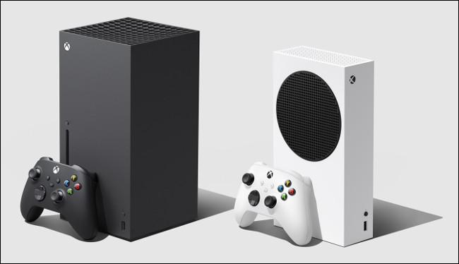 Xbox Series X und Series S.