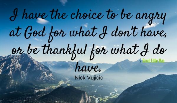 citations d'acceptation de soi de nick vujicic