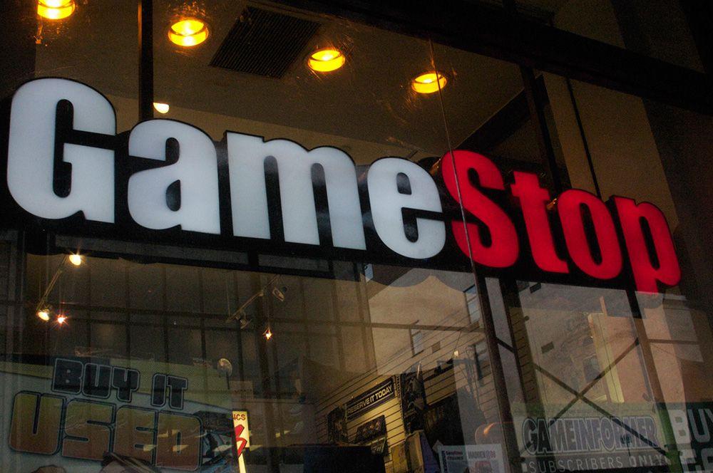 Photo GameStop