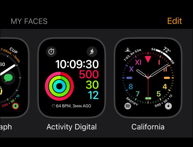 Nouveau cadran de montre ajouté à mes cadrans de montre