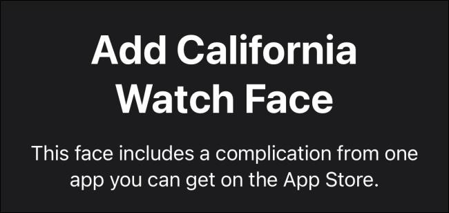 Ajouter un texte de cadran de montre