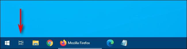 Klicken Sie in Windows 10 auf die Schaltfläche