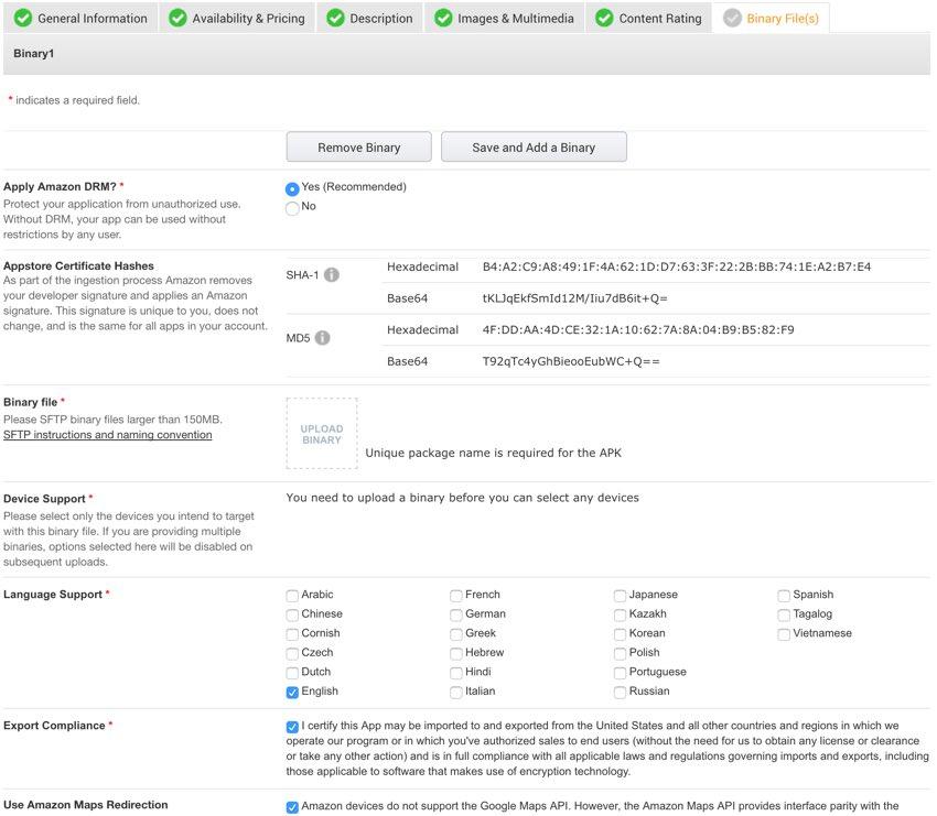 Amazon Appstore -