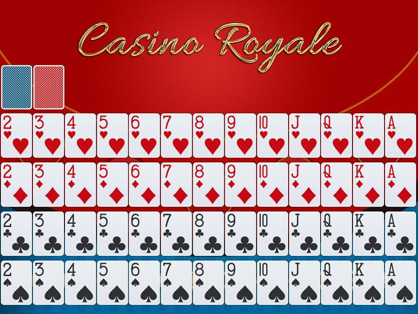 Kit de jeu de cartes