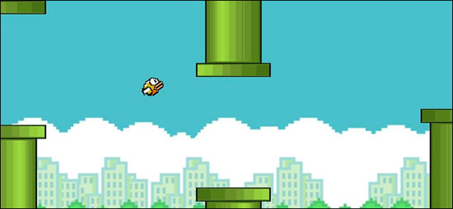 Flappy Bird Handyspiel