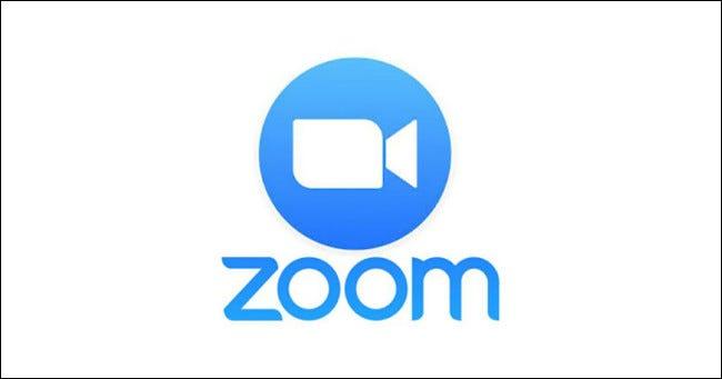 Le logo Zoom Meeting.