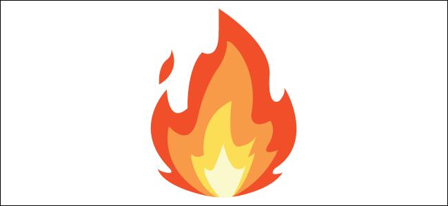 Feuer Emoji