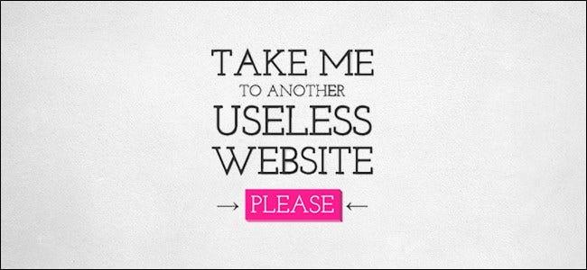 Llévame a otro borde del logotipo del sitio web innecesario