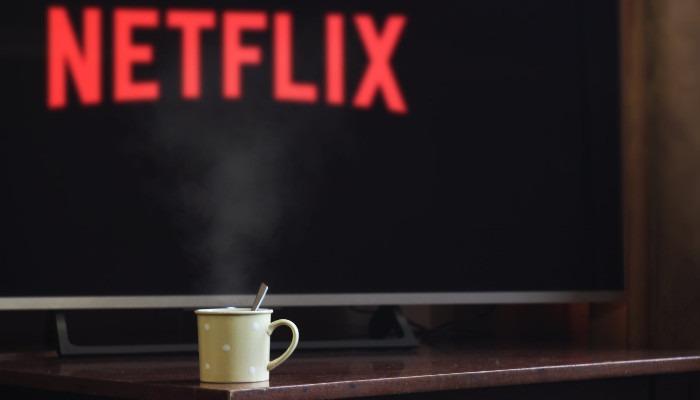 Écran de télévision DVD Netflix