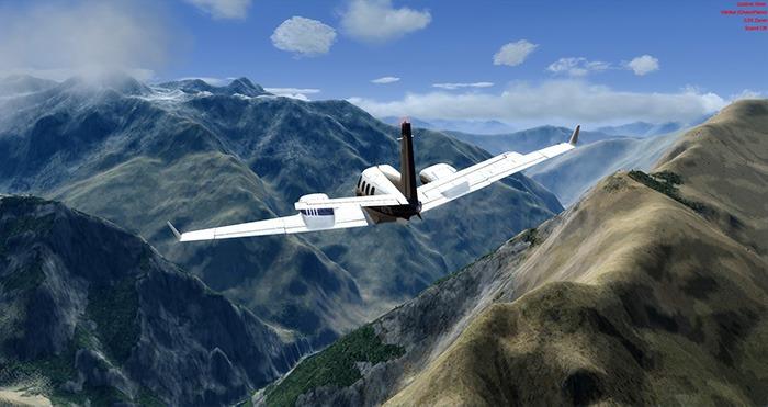 Configurer Flight Simulator Real Air