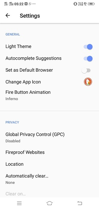 Uc Browser Alternative Duckduckgo ignifuge