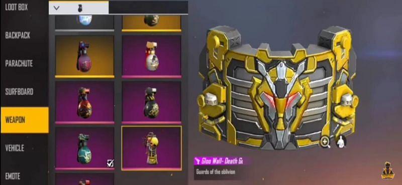 Death Guardian (Image via Nawab Gamer / YouTube)