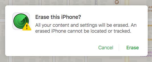 trouver-mon-iphone-effacer-appareil