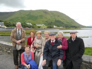 Moy Valley over 55s LEADER in Mayo