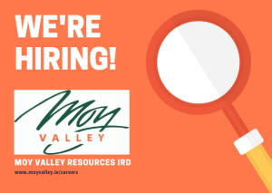 Moy Valley now hiring generic
