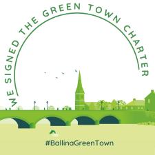 Ballina Green Town Charter- Ireland's Greenest Town