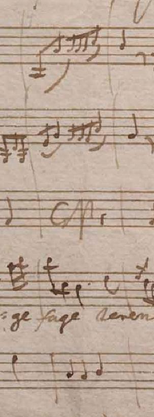 K 143 errore a battuta 49, manoscritto