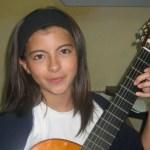 María Jose Uribe clase de guitarra