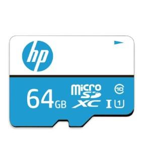 Hp 64GB microsd memory card
