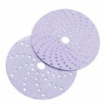 Disco hookit purpura multifuros 150mm