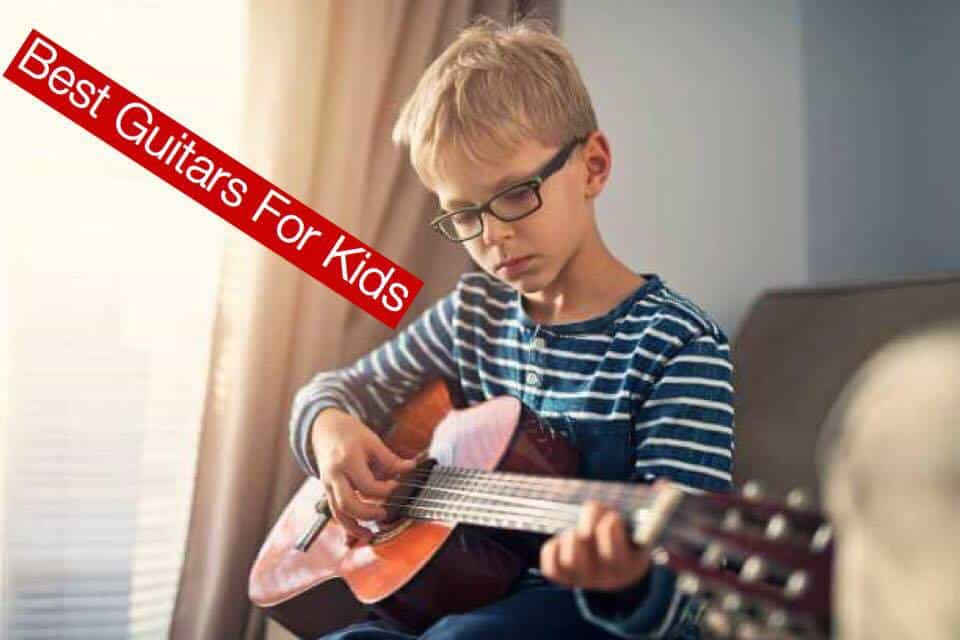 Best Electric Guitars For Kids