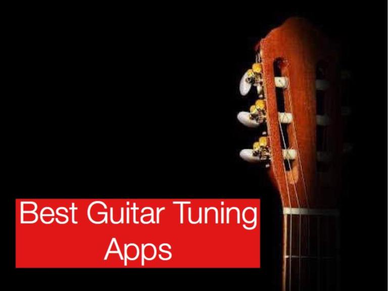 Best Guitar Tuning Apps