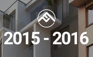 I migliori cantieri 2015-2016