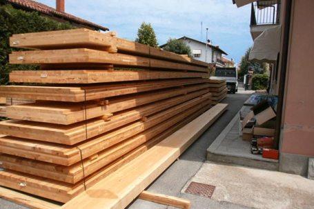 Cherasco apertura cantiere casa in legno bbs