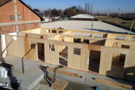 Vinovo inizio lavori per la struttura multifunzionale