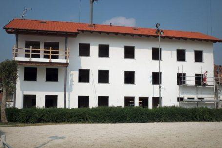 il centro multifunzione in legno BBS a Vinovo