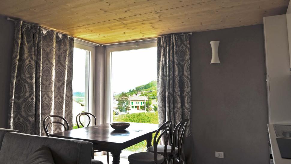 Appartamenti in legno BBS x-lam-Barolo Cuneo - interno 2