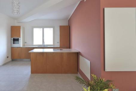 Biocondominio in legno x-lam bbs Piossasco - particolare alloggio
