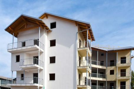 Condominio in legno bioedilizia Piossasco