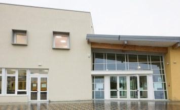 Scuola antisismica in legno x-lam bbs a Vigarano Mainarda, Ferrara