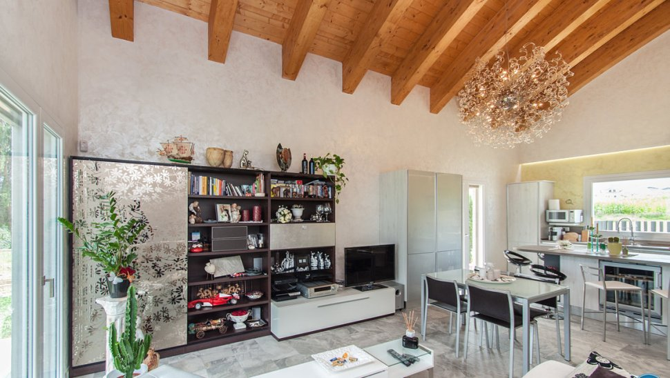 Villetta legno xlam BBS tetto curvo - Barge_14