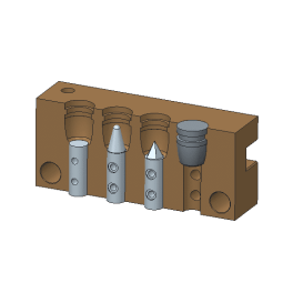 HP (Hollow points) Molds
