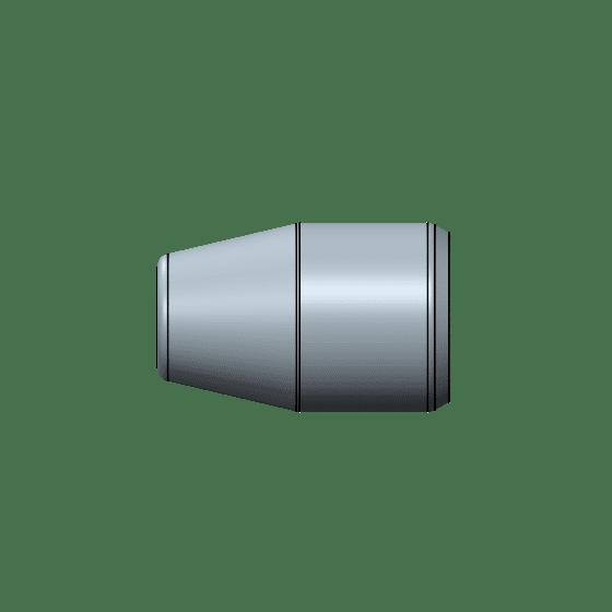 40 cal. 180 grain TC bevel base no lube groove mold