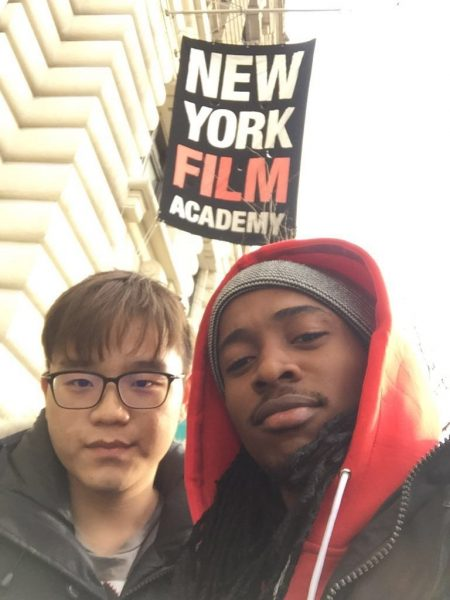 Gene5 450x600 - Music Video Director Genesismadhouse Joins Kunle Afolayan, Banky W in pursuing a masters diploma in New York Movie Academy