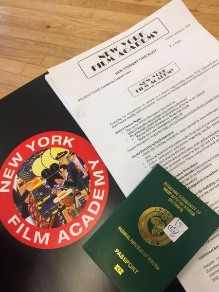 gene6 450x600 - Music Video Director Genesismadhouse Joins Kunle Afolayan, Banky W in pursuing a masters diploma in New York Movie Academy