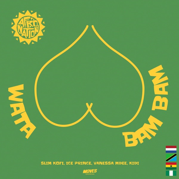 Slim Kofi ft. Ice Prince, Vanessa Mdee, Kidi Wata Bam Bam Mp3 Download