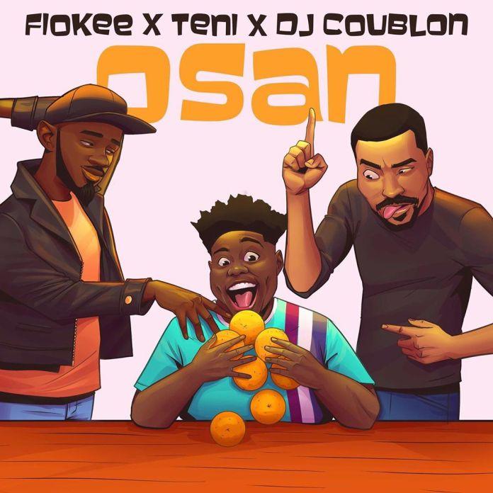 Fiokee ft. Teni & DJ Coublon Osan Mp3 Download