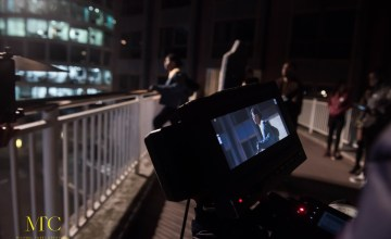 BTS Pictures from DJ Neptune Feat. Runtown - WHY (Music Video Shoot)