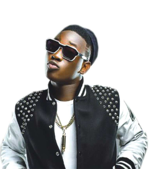 Dammy Krane Buys Himself A New Car