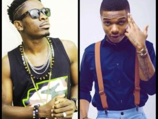 Shatta Wale Vows To Disrupt Wizkid's Next Show In Ghana Unless...