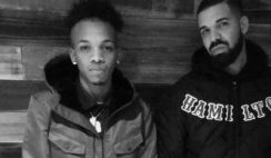 Drake Gushes About Tekno In New Instagram Post