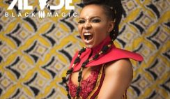 "Listen To Lastest Yemi Alade Album ""Black Magic"""